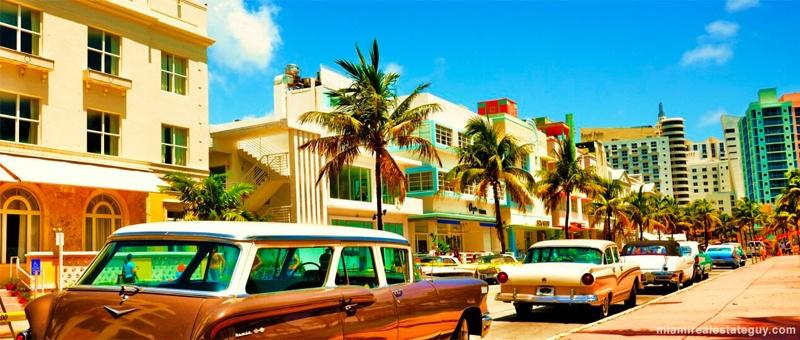 Miami Beach Art Deco