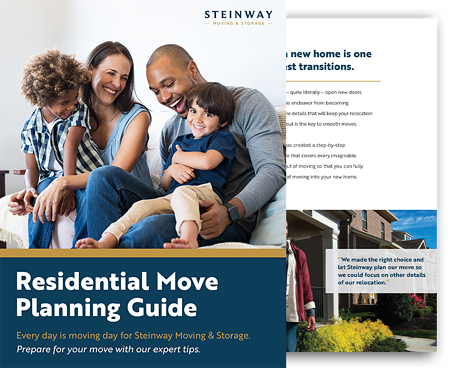 Residential Move Planning Guide