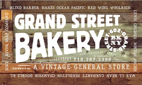 Grand Street Bakery