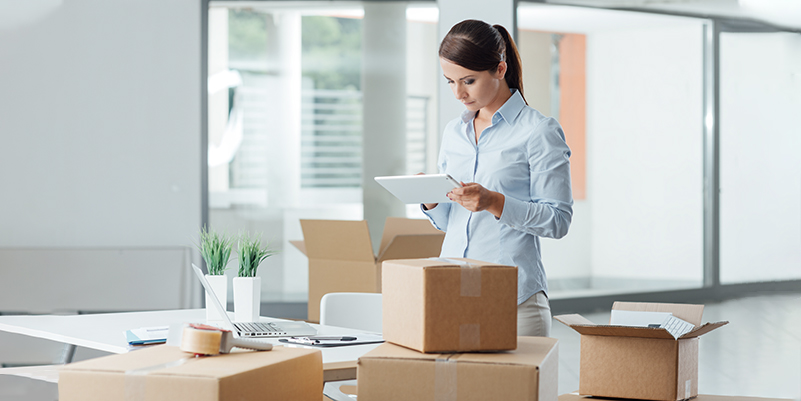 Office Packing Tips to Make Your Move Smooth & Efficient