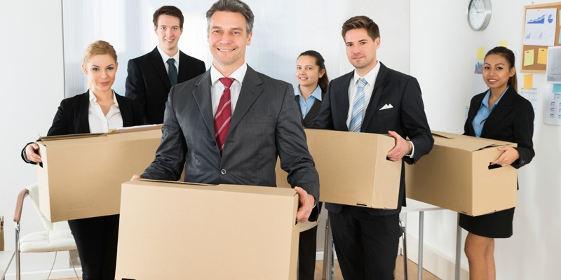 Reasons to hire Commercial Movers