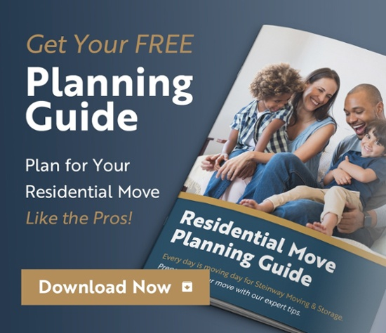 Free Residential Move Planning Guide