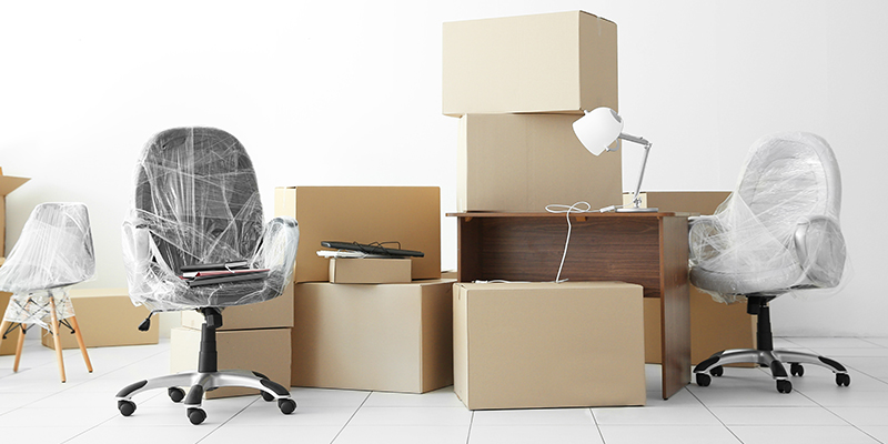 Minimize Stress During Your Office Move