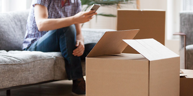 In Between Moves? Explore Your Storage Options