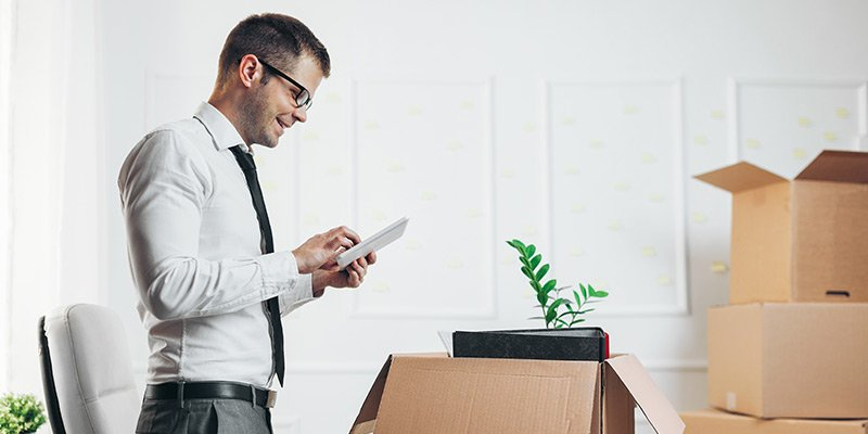 Minimize Moving Stress With Temporary Storage