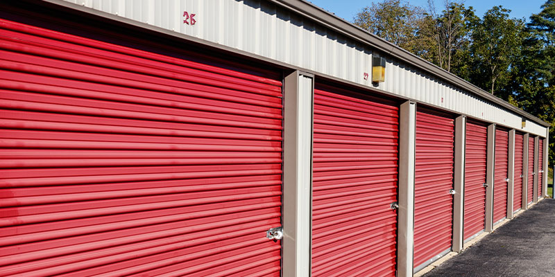 The Importance of Secure Storage Facilities