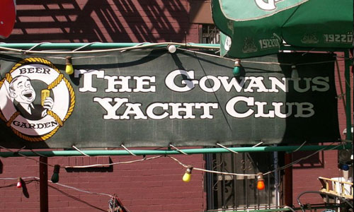 Gowanus Yacht Club