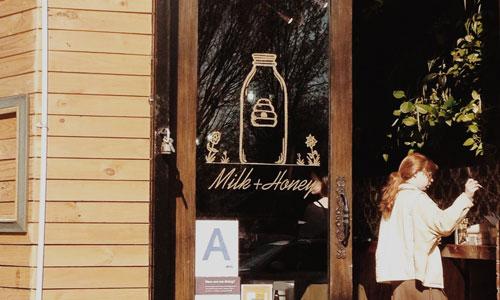Milk & Honey Café