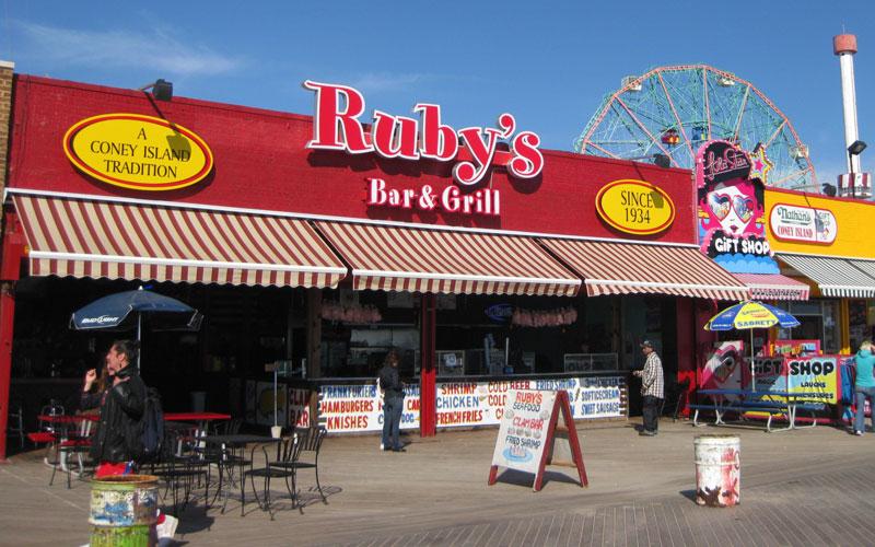 Rubys Bar Grill