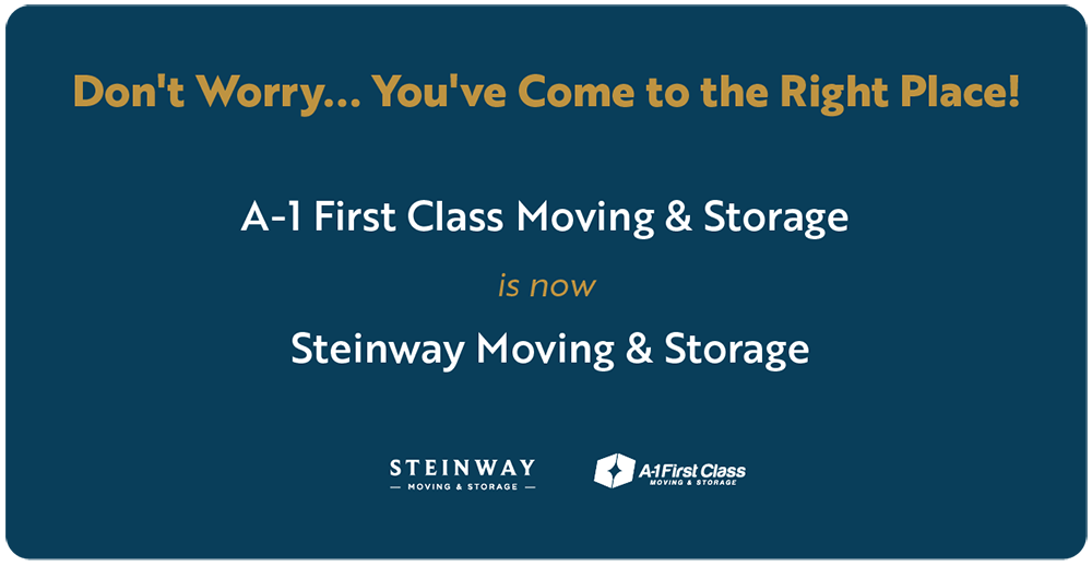 Steinway Moving & Storage | Your New York City Moving Company