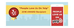 Steinway Yelp Award